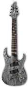 RGIF7-BKS Fanned Fret Iron Label RG-7 Black Stained