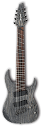 RGIF8-BKS Fanned Fret Iron Label RG-8 Black Stained